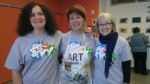 Shannon Danks, Mary Peterson , Betsy Best-Spadaro